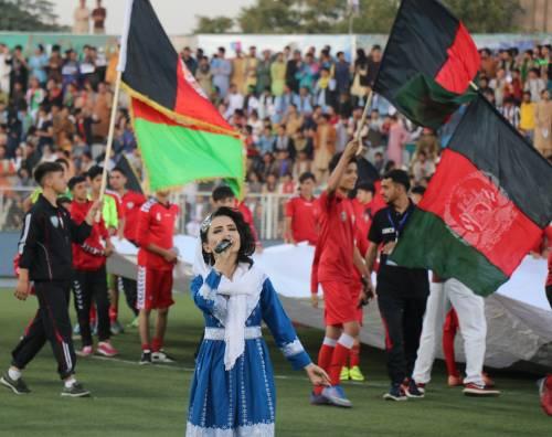 تصویر اختصاصی از لیگ برتر افغانستان