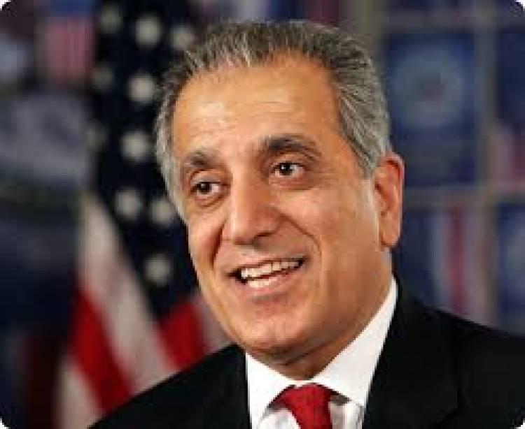 زلمی خلیل زاد بحیث مشاور وزارت خارجه امریکا در امور افغانستان گماشته شد
