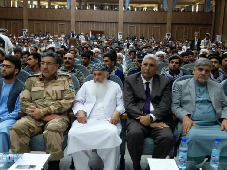 ازهفدهمین سالروز شهادت قهرمان ملی کشور شهید احمد شاه مسعود امروز در هرات گرامیداشت بعمل آمد