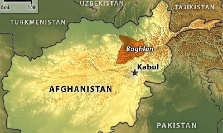 سقوط 21 پوسته امنیتی در بغلان