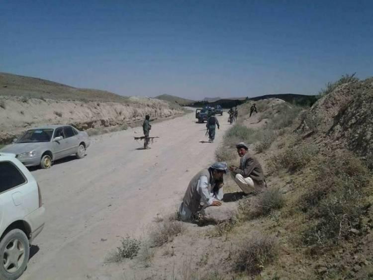 گروه طالبان شش باشنده ولسوالی جاغوری را ربوده اند