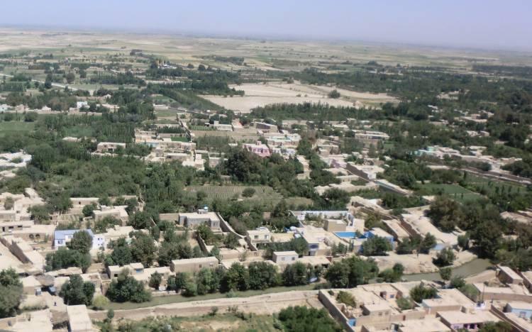 هشت تن در پی راکت پراگنیها در بلخ زخمی شدند