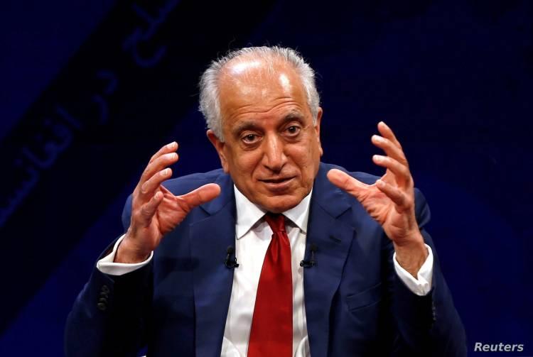 خلیل زاد به قطر رفت؛ تا بر طالبان فشار وارد کند